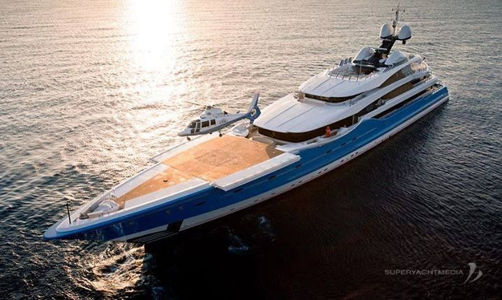 yacht with helicopter with Superyacht Madame Gu on Helicopter Alphabet Tracing Page together with Services additionally Helicoptere Hydravion Ile Maurice C 29 also Ferrari Laferrari In Stock For Sale 1190389 furthermore 10117689033.